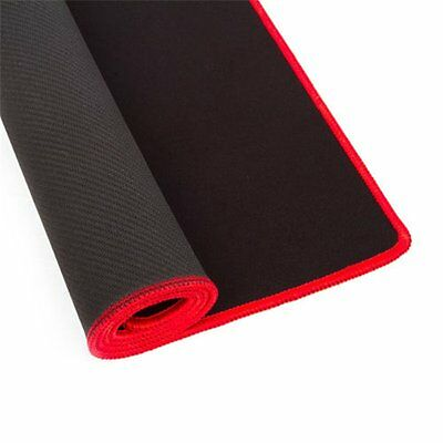 Red Mouse Mat Pad For tablet PC Notebook Laptop Keyboard Table Pad 80*30cm Bid