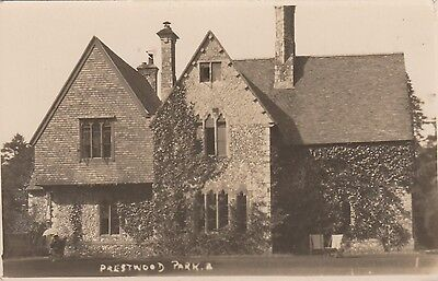 Prestwood Park Vicarage, Country House, Buckinghamshire. Rp, C1920.