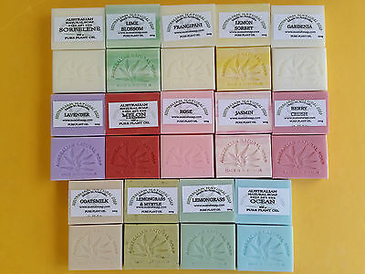 HANDMADE NATURAL SOAP 25x 100g  IDEAL FOR FUND RAISING