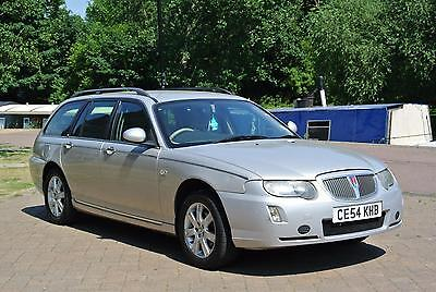Rover 75 Tourer 1.8 auto Connoisseur (Facelift) Motabiity + one owner with F,S,H