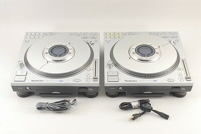 Technics SL-DZ1200 Direct Drive Digital TurnTable(Pair) [Excellent++] from japan