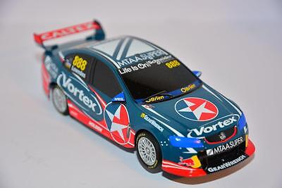 SCALEXTRIC Craig Lowndes 2016 Vortex VF Commodore New From a Set