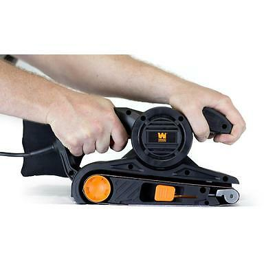 WEN ,New 7-Amp 3 in. x 21 in. Corded Belt Sander with Dust Bag ,High Quality