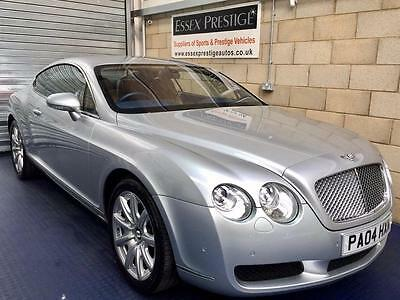 2004 Bentley Continental 6.0 GT Coupe 2dr Petrol Automatic (410 g/km, 552