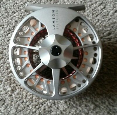 Lamson Velocity 2 fly reel and Snowbee #6 line
