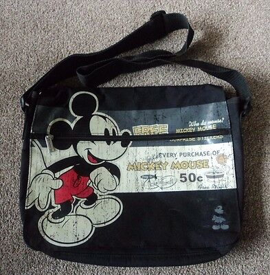 Mickey Mouse postmans bag