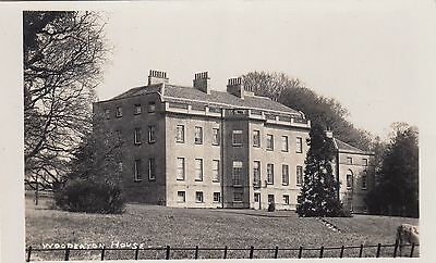 Woodeaton Manor, Country House/school, Nr Oxford, Oxfordshire. Rp, C1920.
