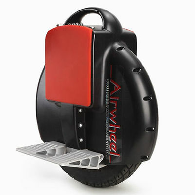 Airwheel X3 Electric Unicycle(Black) with Warranty【Free shipping from CA】