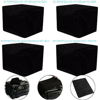 4 Types Printer Dust Cover for HP OfficeJet for Epson Workforce for Brother
