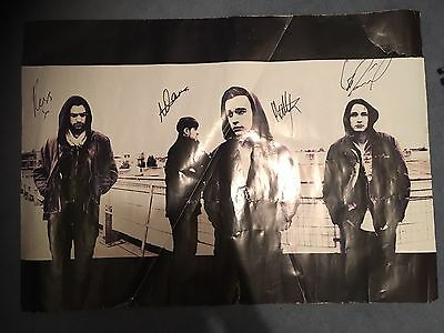 The 1975 Signed Poster