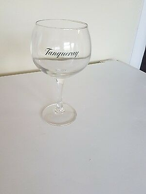 tanqueray gin bubble glass new