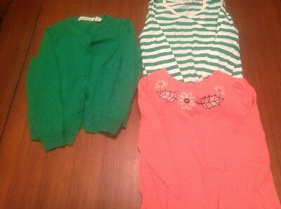 country road girls size 3 and 4 bundle cardigan long sleeve tops