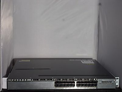 Cisco Catalyst 3750 X Series Cisco Catalyst 24 Port Switch Incl Delivery Tested