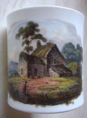 Herculaneum Porcelain Unrecorded Pattern Coffee Can Samuel Williams C1815