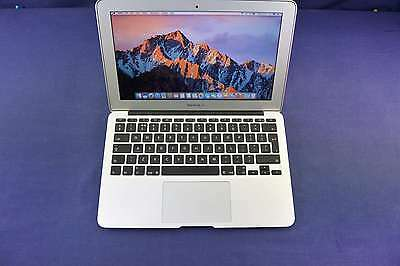 "Apple MacBook Air 11"" i5 1.6GHz 128GB SSD 4GB UK Vat Inc-3 Months Warranty 1736"