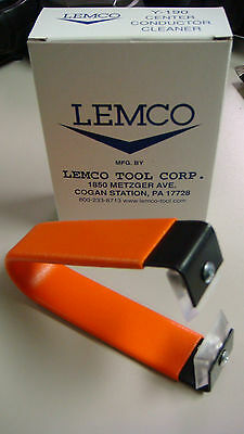 Lemco Y-190 Center Conductor Cleaner NEW