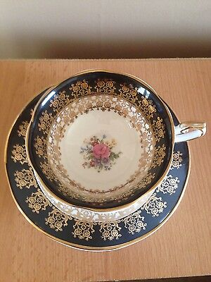 queens bone china cabinet cup and saucer monarch