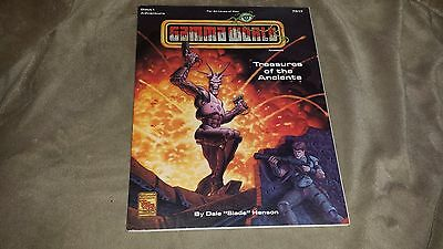 Gamma World - Treasures of the Ancients 7517 module GWA1 (1993) Soft Cover