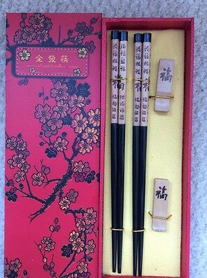 Chinese Chopsticks In Gift Box