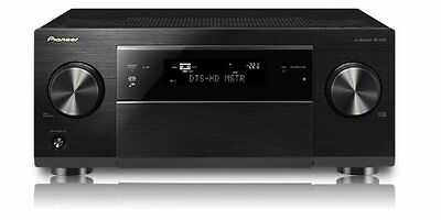 Pioneer SC-1223K 7.2 Surround Sound AV Receiver with 4k, 3D, Class D3 Amps!