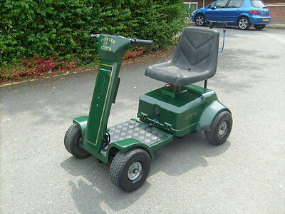 Patterson Eventer 4 Single Seat Golf Buggy