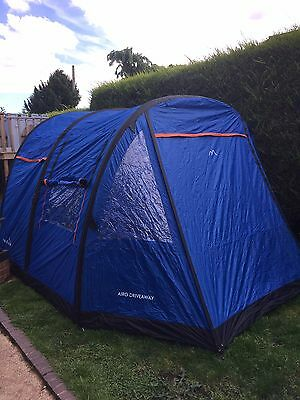 Inflatable Awning. Airo Driveway Freedom Trail . Used Once, Please See Pics