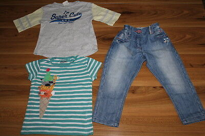 NEXT ZARA girls tops jeans bundle 2-3 years *I'll combine postage