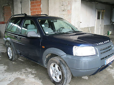 Land Rover Freelander 1.8i  3 portes essence 2001