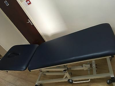 Akron 2 section Medical Treatment Couch Bed for Physio, Medical, sports massage