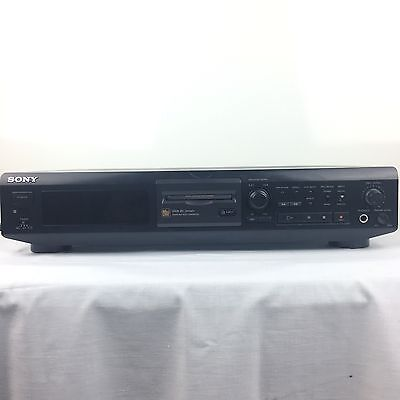Sony MDS-JE510 Minidisc Player/Recorder Mini Disk Tested&Working Maybe For Parts