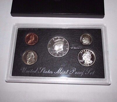 United States Proof Set 1998 S Silver  .............  20389