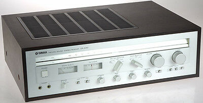 Yamaha Natural Sound CR-640 (CR640) Stereo Receiver - Super condition - Serviced