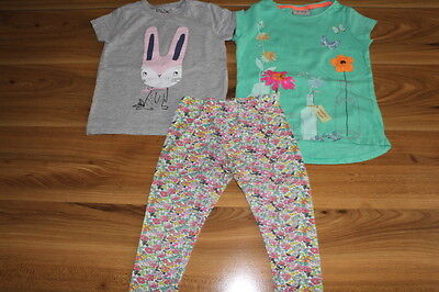 NEXT girls tops leggings outfit bundle 2-3 years *I'll combine postage