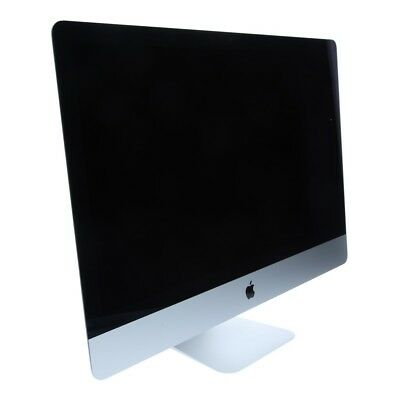 "Apple iMac 27"" 2013 i5 silber 1 TB HDD Sehr guter Zustand"