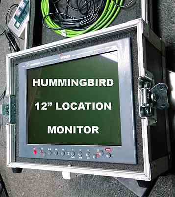 "12"" IMP Hummingbird SDI/Composite Sunlight Viewable LCD Location Film/TV Monitor"