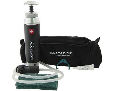 Katadyn Pocket Microfilter RRP £335 (Damaged Packaging)