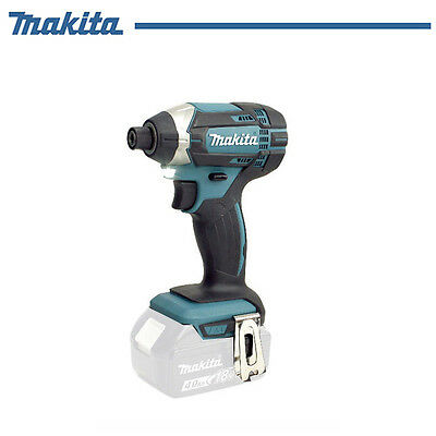 Genuine Makita 18V Lithium-Ion Cordless Rechargeable Impact Drill Driver Baretoo
