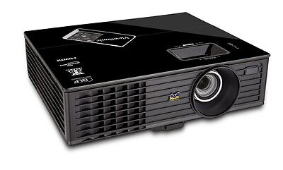 ViewSonic PJD6253 3500 LUMENS 3D HDMI HOME CINEMA PROJECTOR NEW LAMP 5000 HOUR