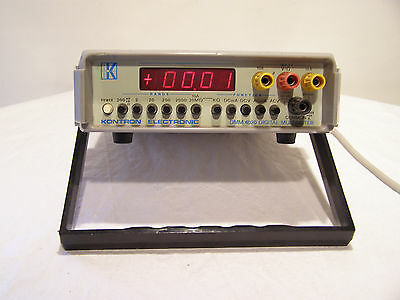 Dmm4020  Kontron Digital Multimeter