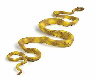 Realistic Boa Constrictor Novelty Detailed Animal Large Fake Snake Toy Reptile