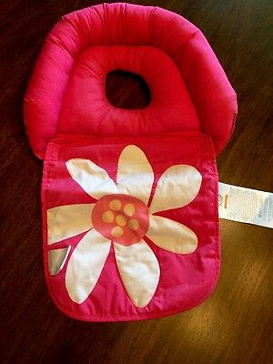The Original Boppy Head Neck Support Infant Pillow Car Seat Safety