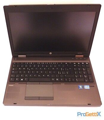 NOTEBOOK PC PORTATILE HP PROBOOK 6570B i5 2.80GHz SSD 128GB RAM 4GB WIN 7 PRO
