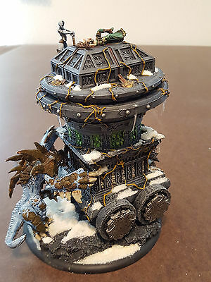 Privateer Press Hordes Minions Sacral Vault (Legion of Everblight Themed)
