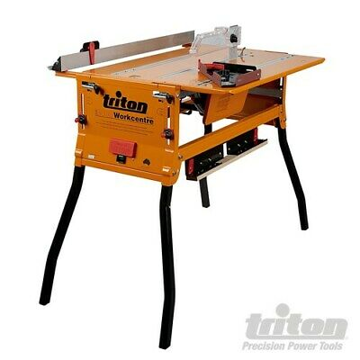 Triton Series 2000 Workcentre System Wca201 Table Saw Router Planer Combination