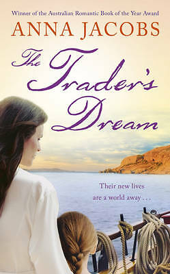 The Trader's Dream by Anna Jacobs (Paperback, 2013)