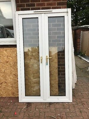 Upvc French Doors And Frame 1205 X 2035