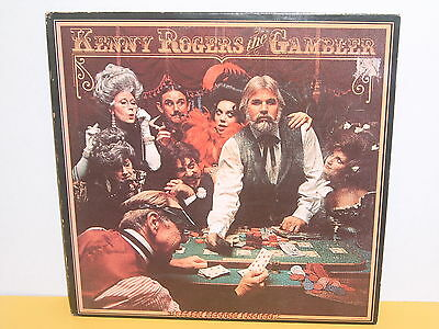 Lp - Kenny Rogers - The Gambler