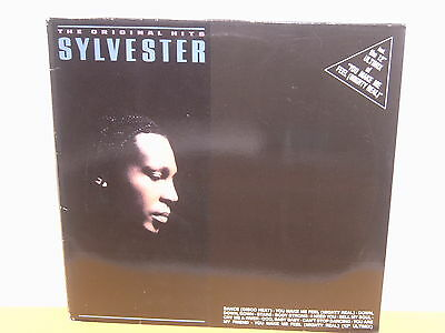 "Lp + 12"" Maxi - Sylvester - The Original Hits"