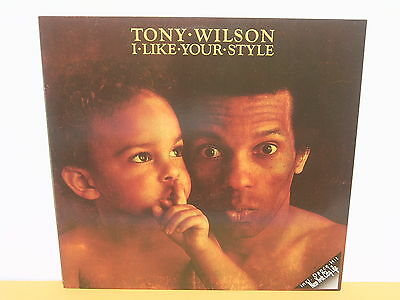 Lp - Tony Wilson - I Like Your Style