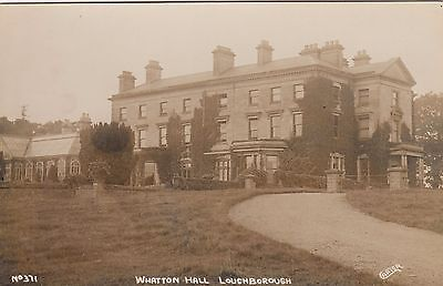 Whatton House, Country House/maternity Hospital, Leicestershire. Rp, C1920.